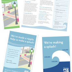 Niantic Main StreetStreetscape Enhancement Project Brochure