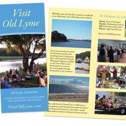Visit Old Lyme brochure