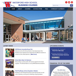 Waterford High School Business courses