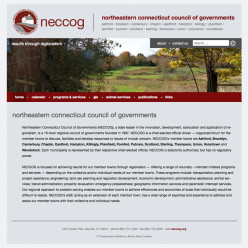 NECCOG website