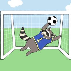 Soccer nursery art