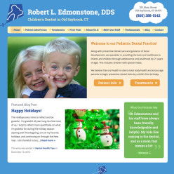 Robert L. Edmonstone, DDS website